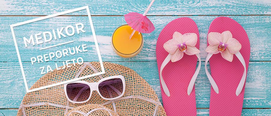 Preporuke za ljeto
